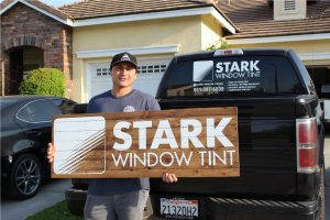 Riverside CA Stark Window Tinting Service